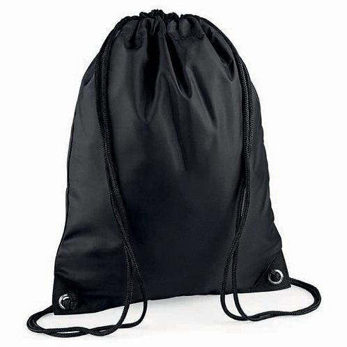 Giftology DRASTIN 210D Polyster Drawstring Bag - Black