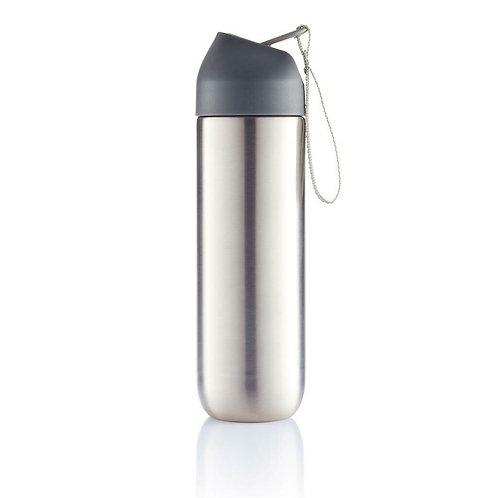 XDDesign Neva Stainless Steel Water Bottle Black-grey