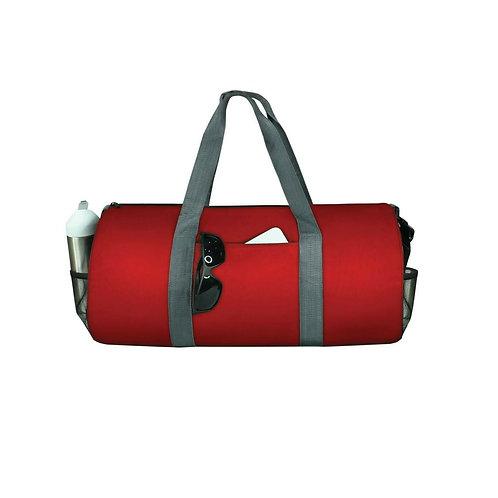 LYSS - Travel Bag Red/Grey