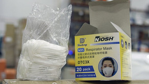 Counterfeit masks reaching frontline health workers in US