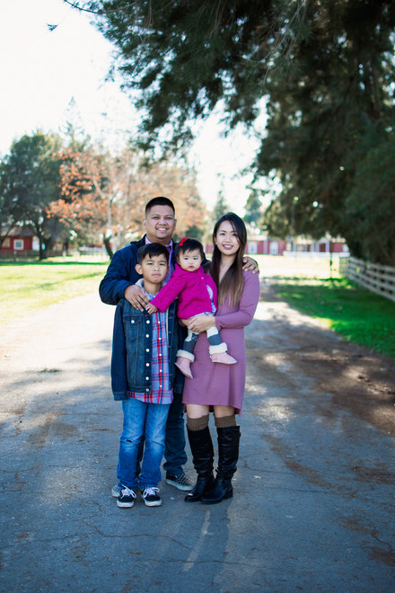 HAPPY HOLIDAYS FROM THE SORIANO FAMILY | SACRAMENTO FAMILY AND CHILDREN PHOTOGRAPHER