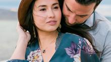 Ashley + Ian Desert Engagement | Reno-Tahoe Based Wedding Photographer