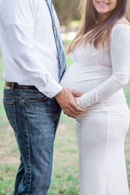 Perla + Jeremiah  |  California Maternity Session