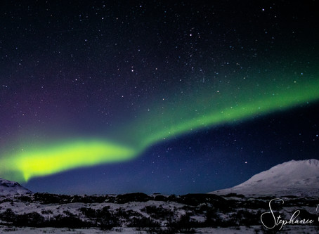 Five Tips No One Told Me About When Taking Pictures of the Northern Lights
