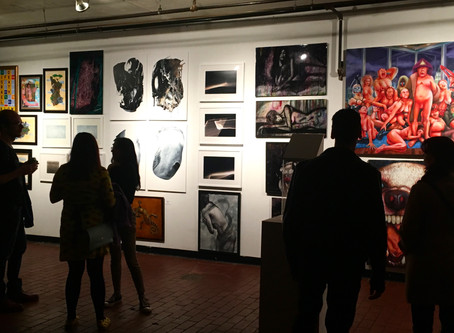 Five Tips For Selling Art In Person