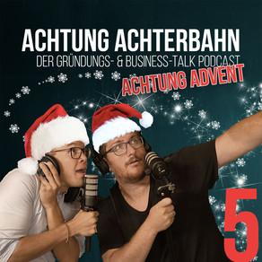 Achtung Advent #5 - Brav oder unartig, also Krampus oder Nikolaus?
