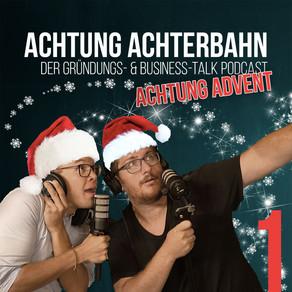 Achtung Advent #1 - Adventkalender