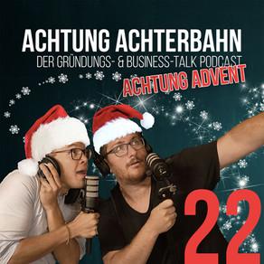 Achtung Advent #22 - Neujahrsvorsätze
