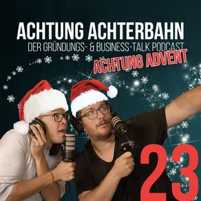 Achtung Advent #23 - Ausgaben für Weihnachtsgeschenke