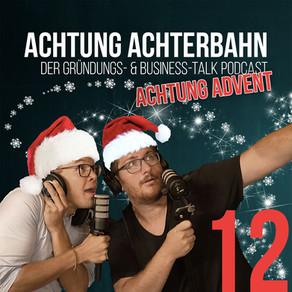 Achtung Advent #12 - Mitarbeitergeschenke zu Weihnachten