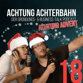 """Achtung Advent #18 - """"He Chef, jetzt sauf'n ma mal einen"""": Die Firmen-Weihnachtsfeier"""