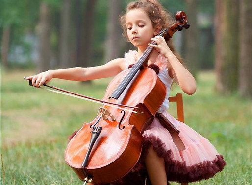How to select the perfect Cello Size.