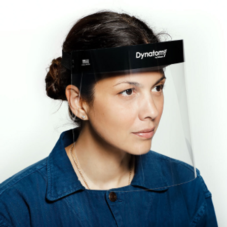 Dynatomy Face Shield