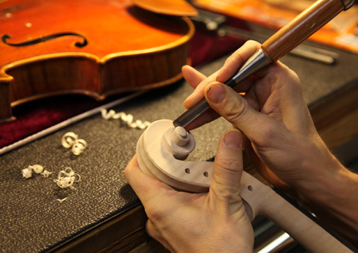 Orchestral String Repair