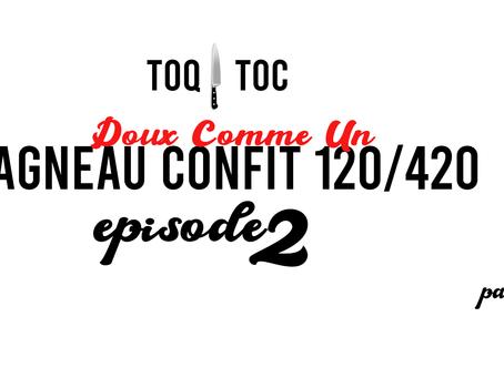 Comment réussir sa RECETTE d' AGNEAU CONFIT ? - Toq Toc EPISODE 2 | enzominardi.fr