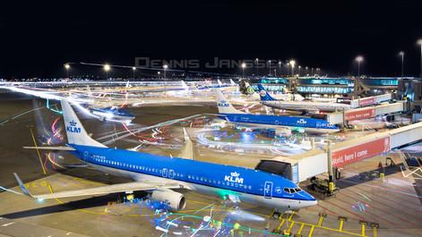 Amsterdam Airport Panorama Terrace