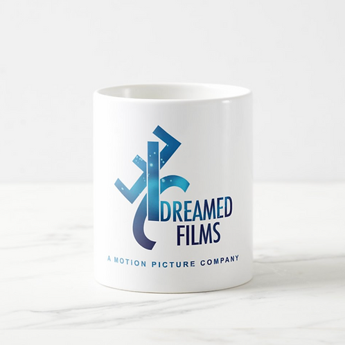 ICE DREAMED FILMS COFFEE MUG
