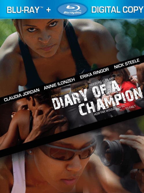 """""""DIARY OF A CHAMPION"""" [BLU-RAY & DIGITAL DOWNLOAD]"""
