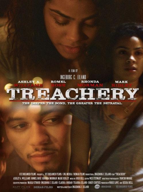 """""""TREACHERY"""" [24x36 MOVIE POSTER]"""