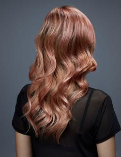 BlondeAddictionRosyGlowHaircolor