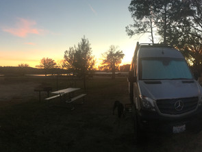 US Army Corps of Engineers Campgrounds are the best!