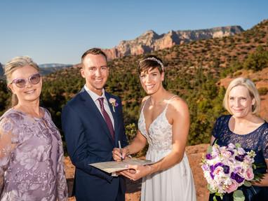 Their Wedding!