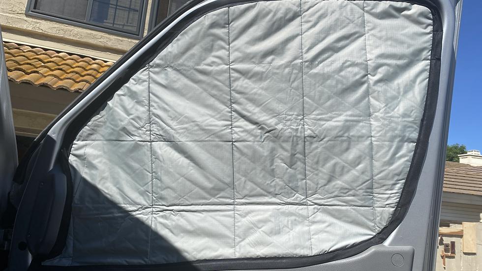 Sprinter Driver & Passenger Window Covers Set of 2