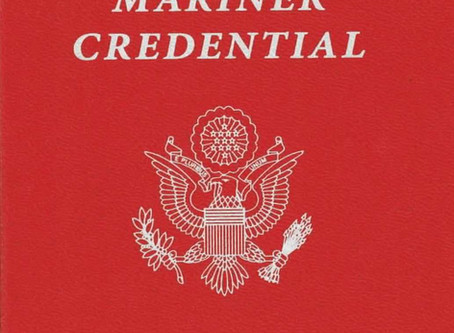 COVID-19 & Merchant Mariner Credentials