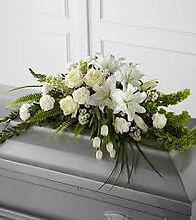 Brickhouse Flowers | Funeral Casket Arrangements, Wreaths, and Sprays