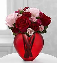 Brickhouse Flowers | Anniversary, Love, and Romance Arrangements - Perfect for Valentine's Day!