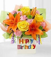 Brickhouse Flowers | Birthday Flower Arrangements