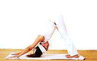 kundalini yoga, posture triangle