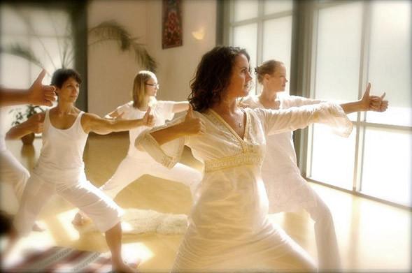 kundalini yoga, posture de l'arc