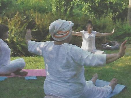 Se ressourcer avec le Kundalini Yoga