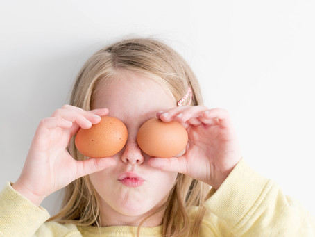 Why kids love baking?