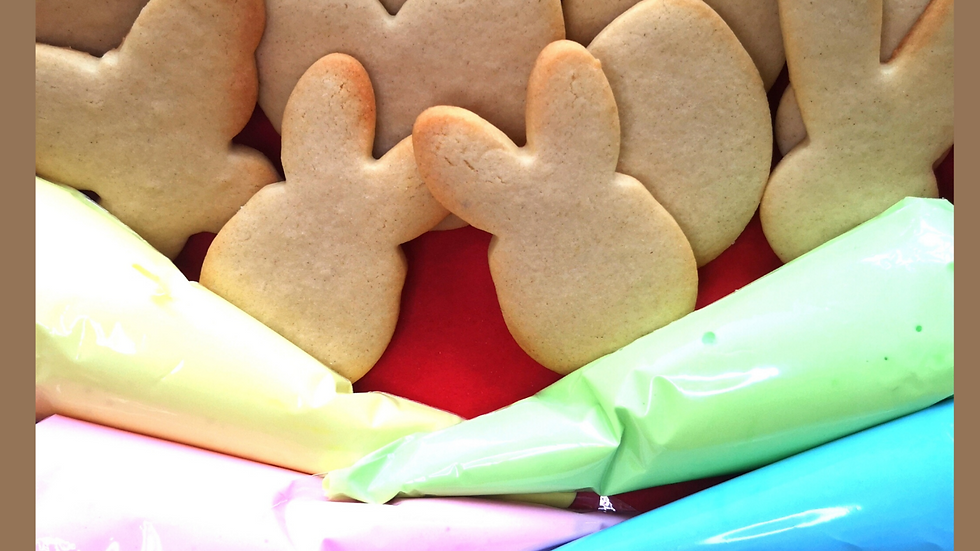 DIY Cookie Decorating Kit for Kids/Crafty Kids / Personalised Gift / Fun Family
