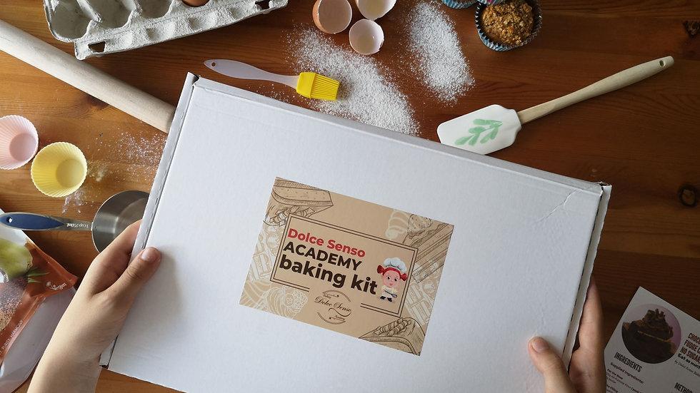 Baking Kit Box - 6 Months Supply