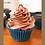 Thumbnail: Chocolate Cupcake Baking Kit. Make your Own 12 cupcakes. Kids friendly baking se