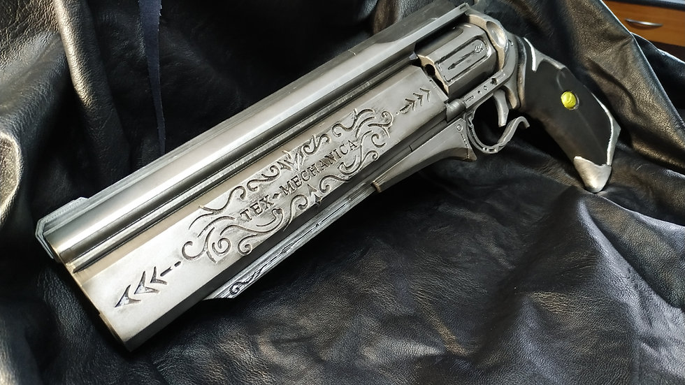 Laconic Hand Cannon 1:1 scale