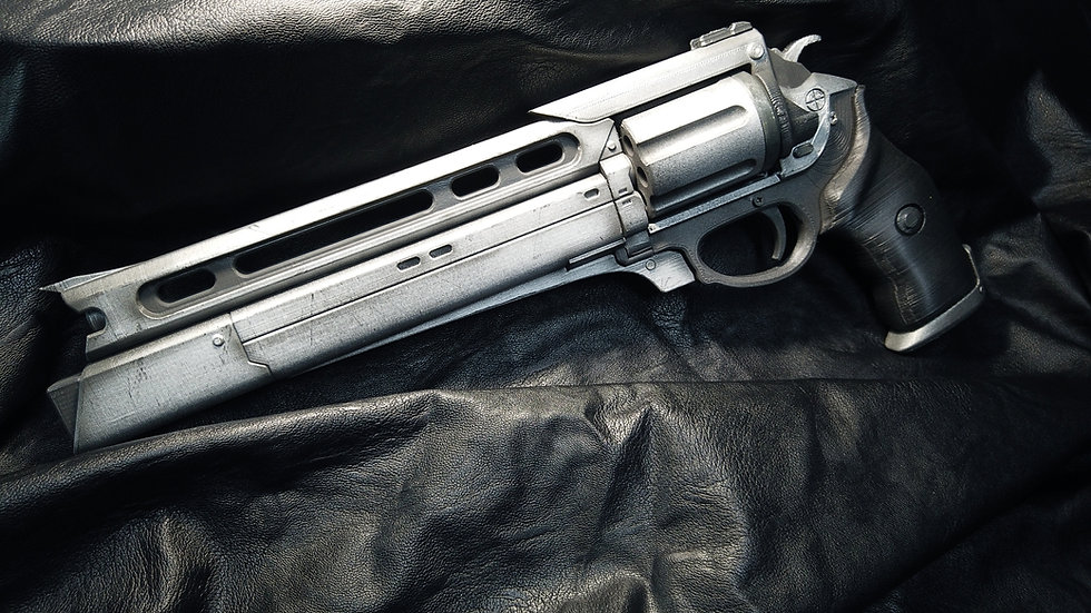 Rose Hand Cannon 1:1 scale replica