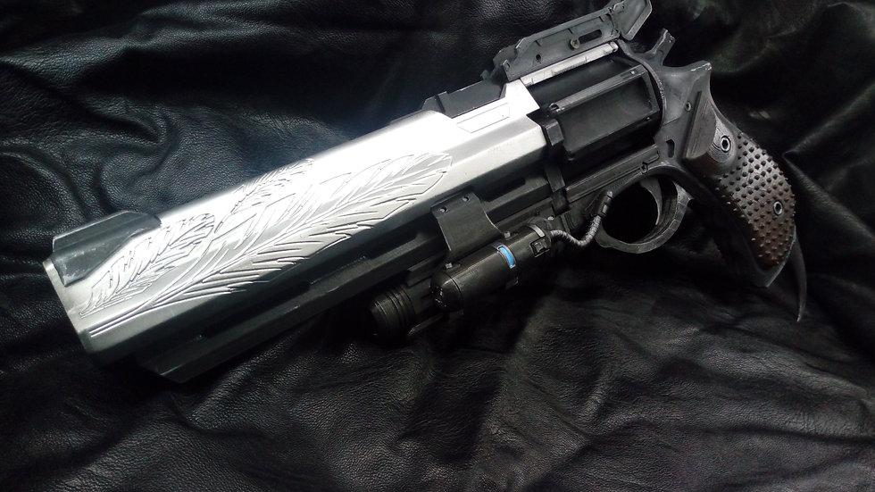 Hawkmoon Hand Cannon (50% Resin Cast)