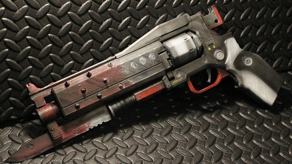 Crimson Exotic Hand Cannon