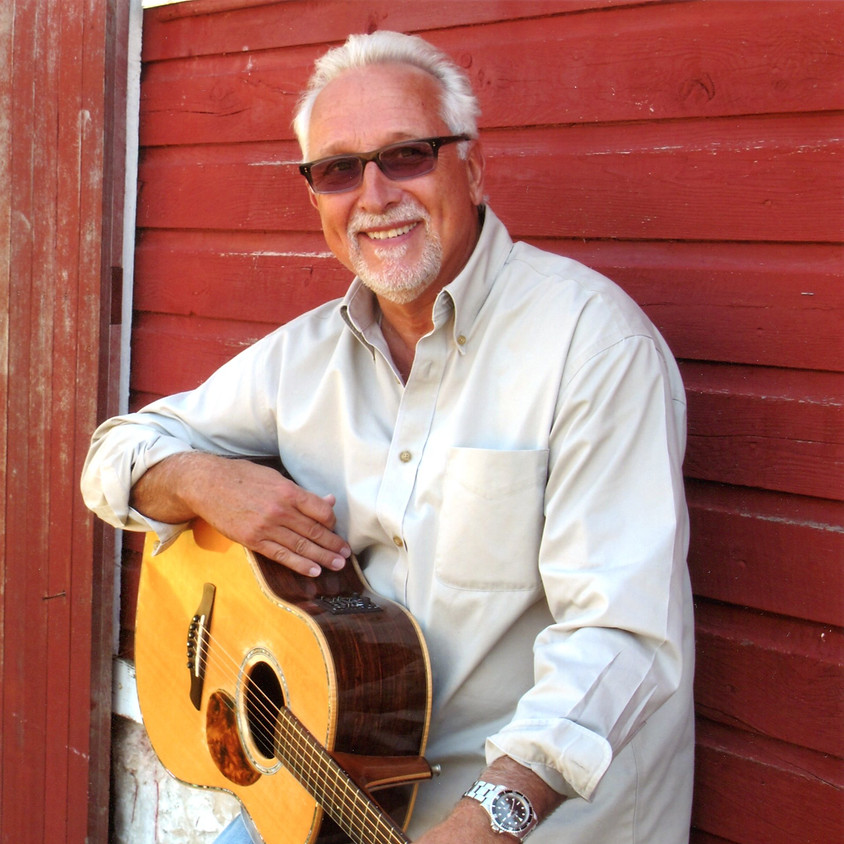 Live Music On The Patio With Larry Perkins
