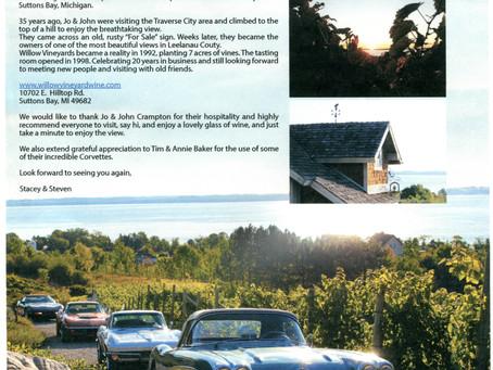 Cruising To Willow Vineyards