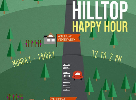 Hilltop Happy Hour