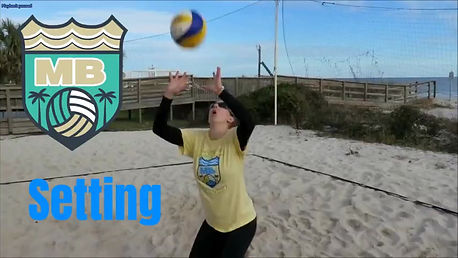 Solo Beach Volleyball drills