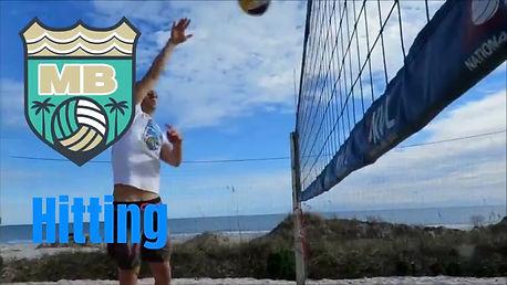 Solo Beach Volleyball drills