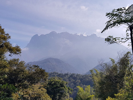 MOUNT KINABALU CLIMB -Training in Singapore