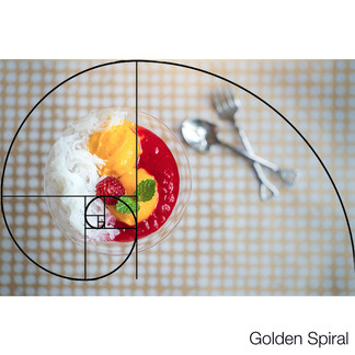 Composition - Golden Spiral