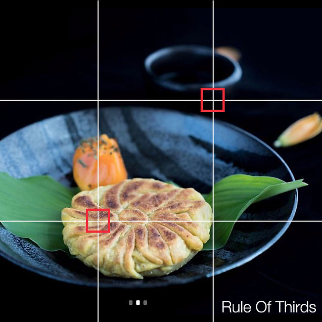 Composition - Rule Of Thirds